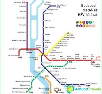 Metro Milano circuit-description-photo-map-metro