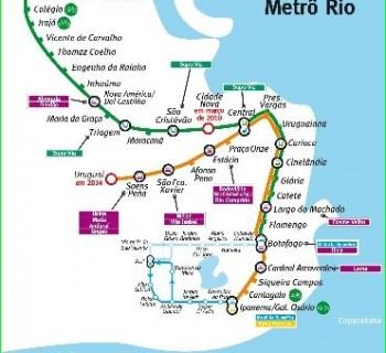 Metro-Rio de Janeiro-circuit-description-photo card