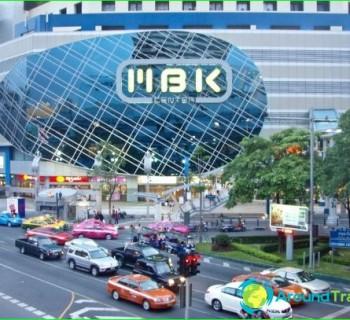Bangkok-shopping-and-shopping centers, Bangkok