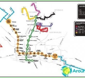 Monterrey-metro-circuit-description-photo-map-metro