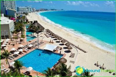 Cancun beaches photo-video-best-sand-beaches-in