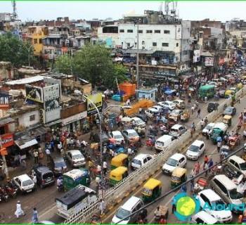 self-in-Delhi-trip routes, journey