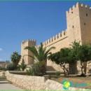 self-in-Tunisia-trip routes