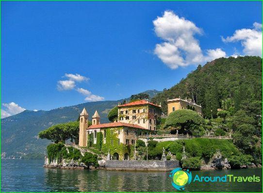 Provinsen Italien Fotos Kort Omrader I Italien