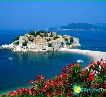 Island-Montenegro-popular photo-island