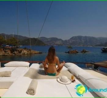 Cruise in Turkey-sea-and-river-cruises