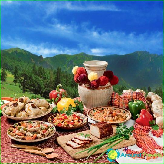 Ukraina ruoka