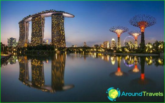 singapore hovedstad