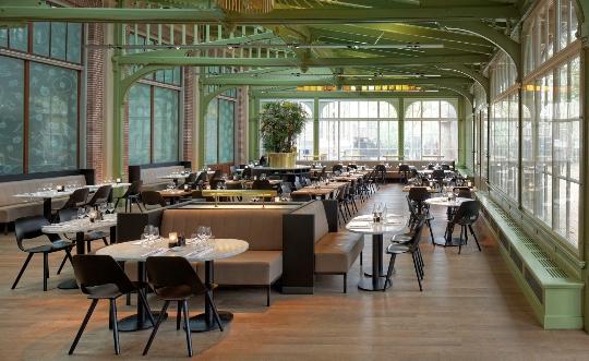 Het Beste Restaurant In Amsterdam Foto S Prijzen