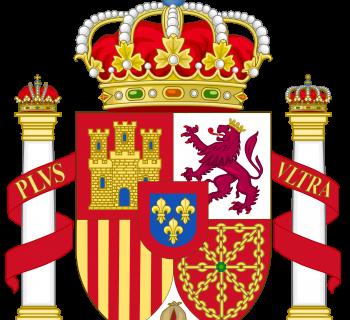 coat of arms, spain photo-value-description