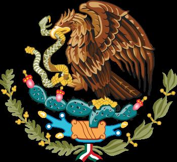 Mexico coat of arms photo-value-description