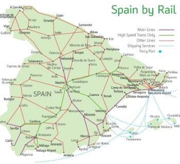 rail-road-spain-map-site photo