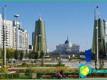 the capital of Kazakhstan-card-photo-kind-in capital