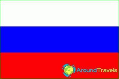 Russisk  flagg