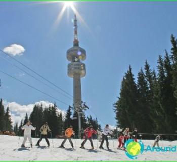 ski resorts, Bulgaria, photos, reviews, mountain