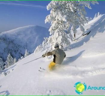 ski resorts, finland photo-reviews-mountain