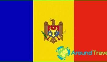 Flag of Moldova photo-story-value-colors