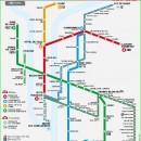 Metro Lyon-circuit-description-photo-map-metro-Lyon