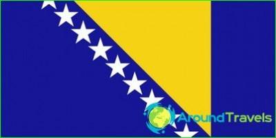 flag of Bosnia-and-Herzegovina photo-history value