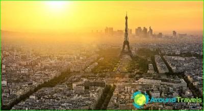 self-in-paris-tour routes