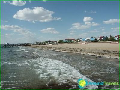 a sea-to-sea-Kazakhstan-Kazakhstan-Picture Card