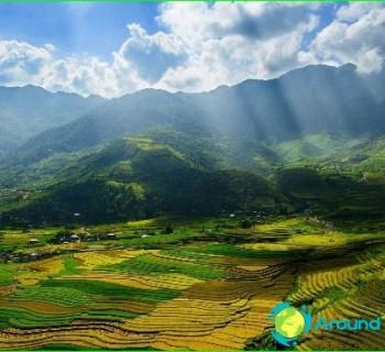 Province-Vietnam-photo-map region-Vietnam