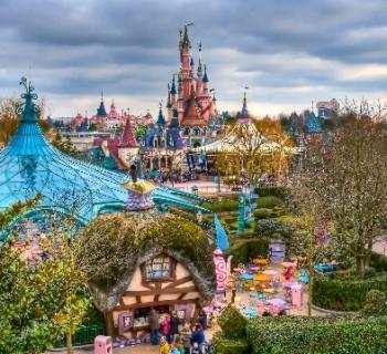 Disneyland in Paris photo