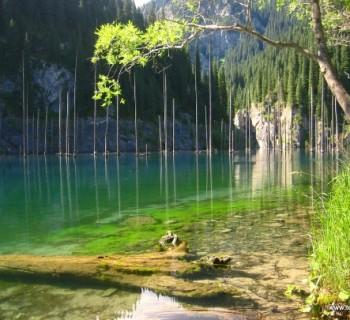 resorts, Kazakhstan and photo description