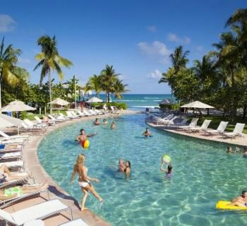 resorts, Bahamian islands, photo-description