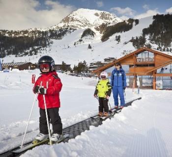 resorts, Andorra photo description