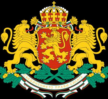 coat of arms, bulgaria photo-value-description