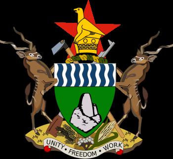 coat of arms, Zimbabwe photo-value-description