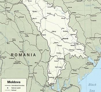 rail-road-map Moldova-site photo