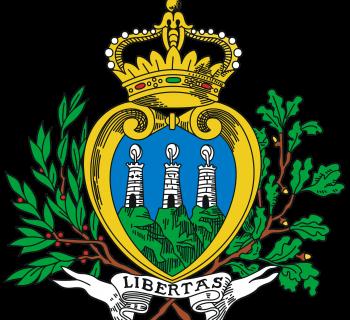 coat of arms of San Marino-photo-value-description