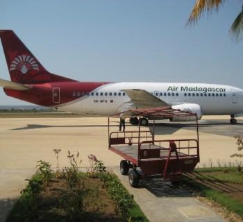 Airports Madagascar-list of international