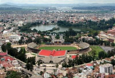 the capital of Madagascar-card-photo-kind-in capital