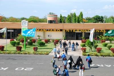 Airports-Tanzania-list of international airports