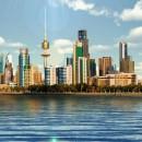 Capital of Kuwait Card photo-kind-in-the capital of Kuwait