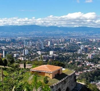 Guatemala capital-card-photo-kind-in capital