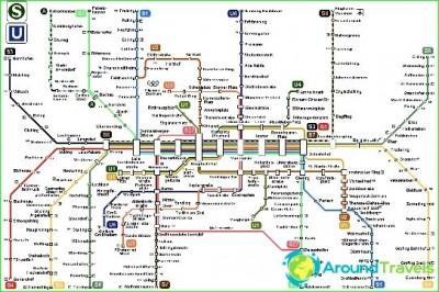 Metro Munich-circuit-description-photo-map-metro