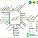 Metro Copenhagen-circuit-description-photo-map-metro