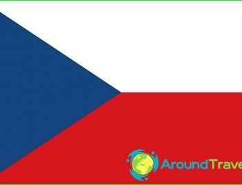 Czech Republic flag photo-story-value-colors