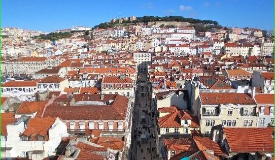 Lisbona 3 giorni dove andare a lisbona for Dove soggiornare a lisbona