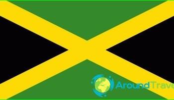 Jamaica flag photo-story-value-colors