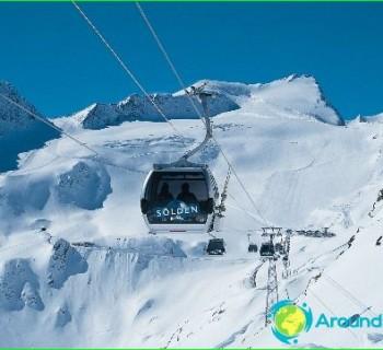 ski resorts, austria, photo-ratings-mining