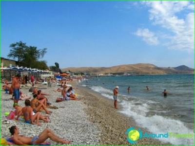beaches-in-Koktebel-photo-video-best-sand beaches