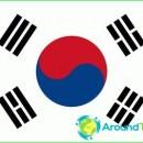 flag South-Korea-photo-story-value-colors