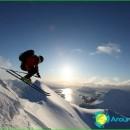 ski resorts, norway, photo-ratings-mining