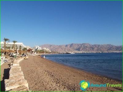 Eilat beaches-photo-video-best-sand-beaches-in