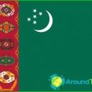 Turkmenistan flag-photo-story-value-colors